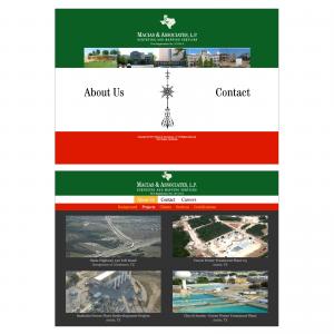 Macias & Associates : Website