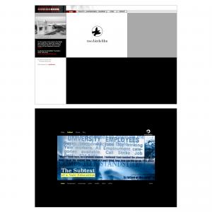 Two Birds Film : Website
