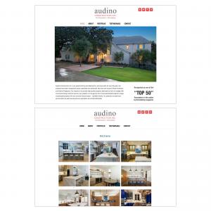 Audino Construction Inc. : Website and Maintenance