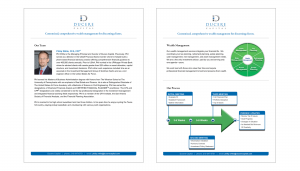 Ducere Capital : Marketing Sheets