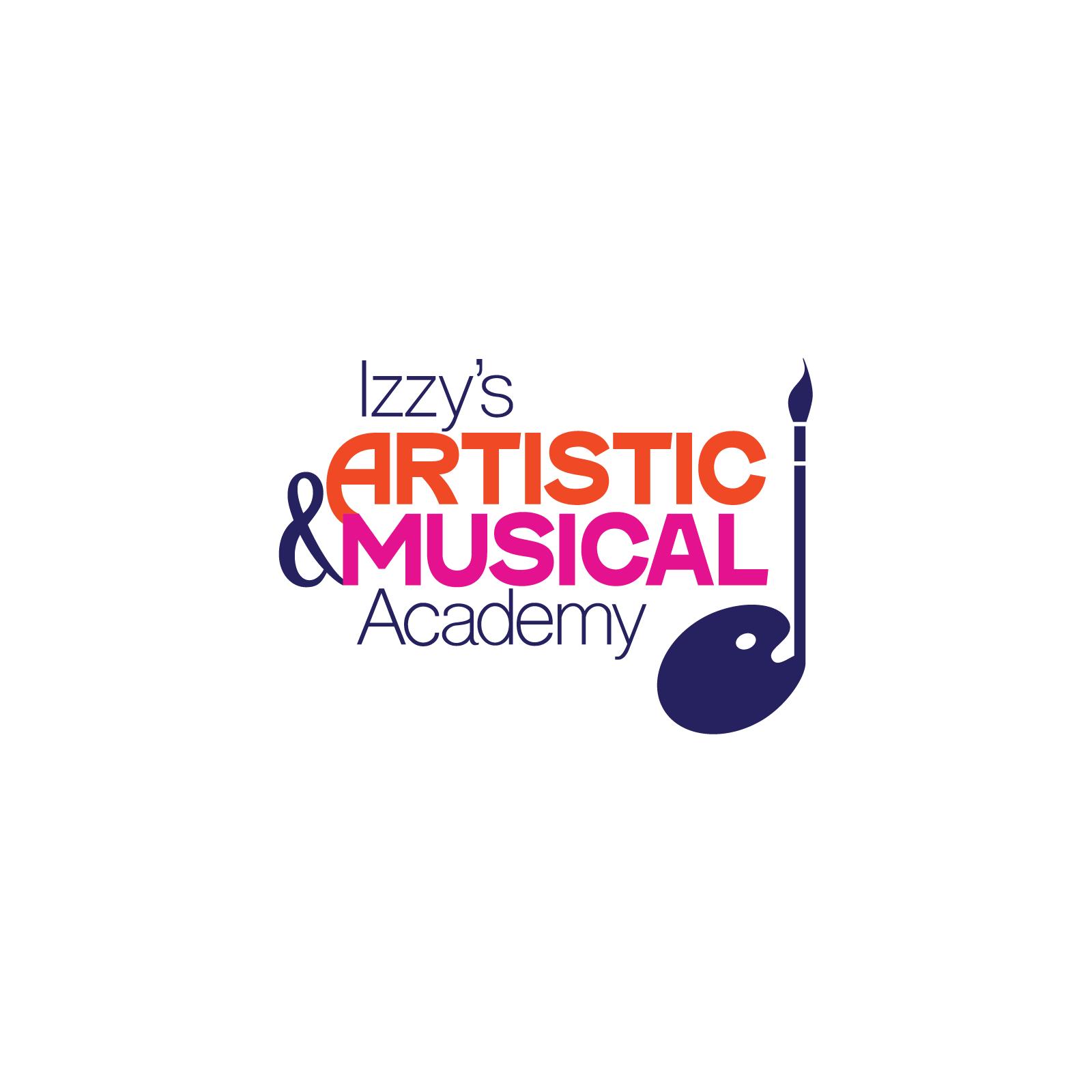 Izzy's Artistic & Musical Academy : Logo
