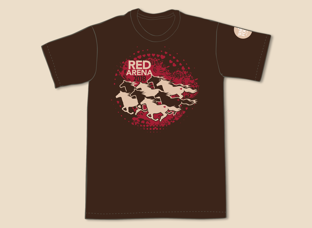 RED Arena 2018 Round Up T-Shirt